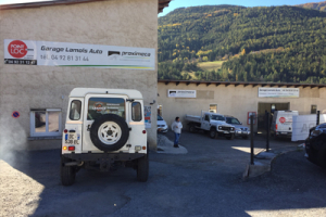 Photo du garage à ST PONS : Garage Lamols Auto
